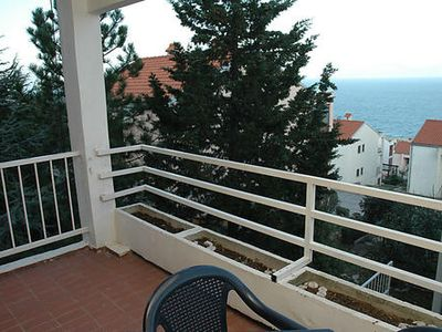 """Photo for HOUSE """"IVAN"""" with 1 apartment (4 beds) is on a steep hillside..."""
