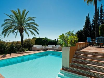 Photo for 4BR Apartment Vacation Rental in Marbella