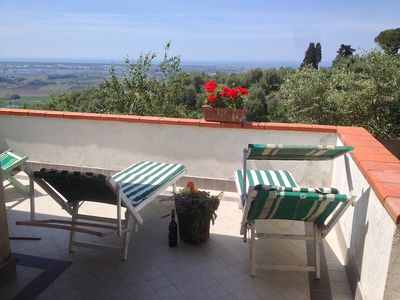 Photo for 3BR Chateau / Country House Vacation Rental in Pieve A Elici, Toscana