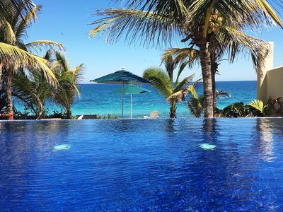 Photo for Punta Mita Litibu Beach Front Studios Mar 3 Vacation Rentals
