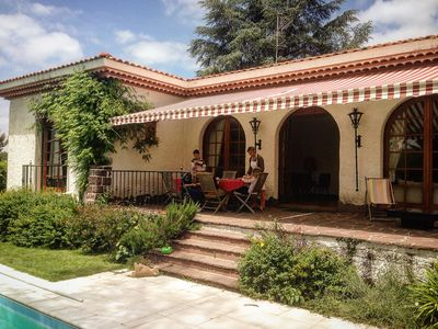 Photo for CHARMING VILLA AT THE FOOT OF PYRENEES