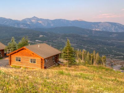 Photo for Best View in Rockies/Cowboy Heaven Cabin-Private hot tub/Luxury meets Adventure