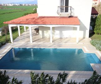 Detached Villa with Private Pool in Belek