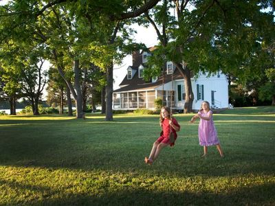 Photo for Charming Waterfront Family Getaway On The Rappahannock
