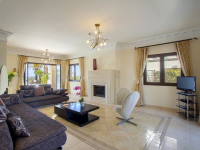 Photo for Protaras Malama Beach Front Villa