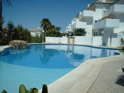 Photo for Ground Floor Apartment in Atlántico Complex • 3 bedroom (s) / 7 occupants