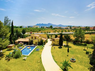 Photo for Private Puerto de Pollensa Villas ideal for families and sports groups