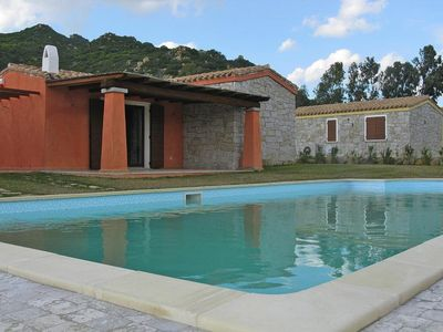 Photo for Row bungalows, an der Costa Rei  in Um Cagliari - 6 persons, 2 bedrooms