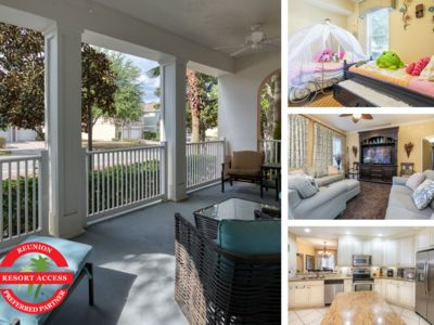 Photo for Timeless Quiet Condo W/ Patio at Reunion-W368
