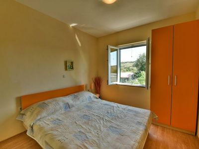 Photo for Apartment 614 m from the center of Ljubač with Parking, Internet, Air conditioning, Terrace (909152)