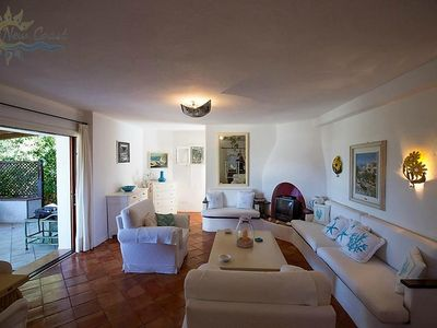 Photo for DELICIOUS VILLA IN THE HEART OF PORTO CERVO