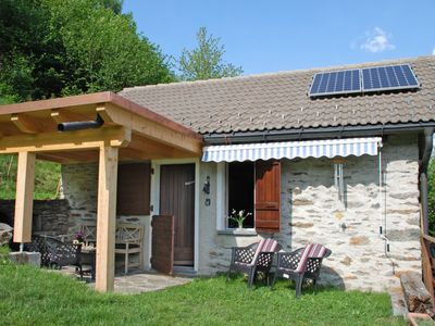 Photo for Vacation home Piancabella (Adventure) in Acquarossa - 4 persons, 1 bedrooms
