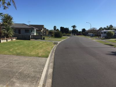 Photo for Family house with pool few minutes walk to the golden beach of Papamoa