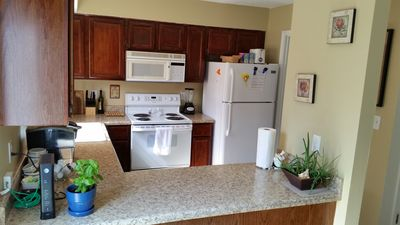 Photo for Two Bedroom Condo 5 Minutes from Campus