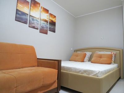Photo for 1 room apartment near train station.WiFi