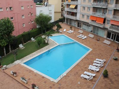 Photo for Apartment with pool !!!!
