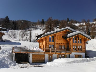 Photo for Chalet Mont-Gele