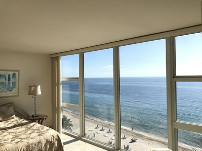 Photo for Direct Beachfront Condo Hotel -Private Beach -   ......    2-3  free nights