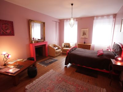 Photo for Manche Cottage 3 stars Tourism, Decoration Refined, downtown