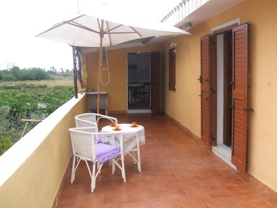 Photo for Accommodation near the sea and the city