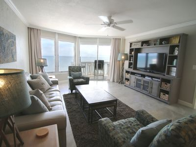Photo for DIRECT OCEANFRONT PENTHOUSE.  PERFECT LOCATION. VIEWS VIEWS!!!!