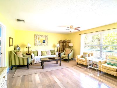 Photo for Eight Steps to path of #1 Beach on Siesta Key! - Old Man and the Sea Inn 2BR (D)