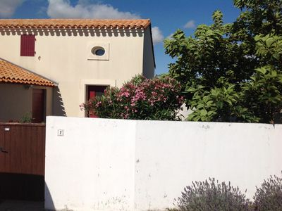 Photo for house in secure private residence with swimming pool, internet and bicycles.