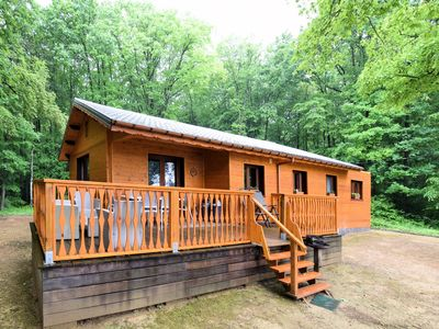 Photo for Beautiful chalet with sauna in a quiet location, with a spacious terrace and a large garden