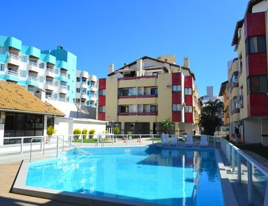 Photo for Beautiful apartment for 4 people with pool view