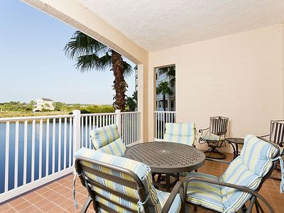 Photo for 1024 Cinnamon Beach, 3 Bedroom, Sleeps 8, Pet Friendly, 2 Pools, Elevator