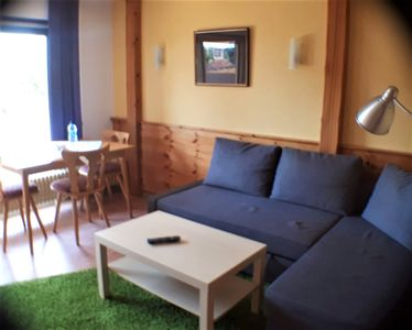 Photo for Appartement 2, 45qm, Terrasse, 1 Schlafzimmer, max. 4 Personen
