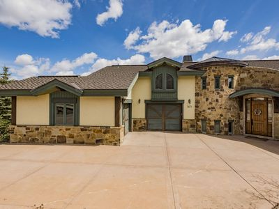 Photo for Huge 6 Bedroom Park City Home, Minutes From PC Skiing and Hiking