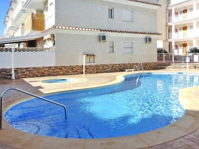 Photo for Holiday flat Collados, Águilas  in Um Murcia - 4 persons, 2 bedrooms