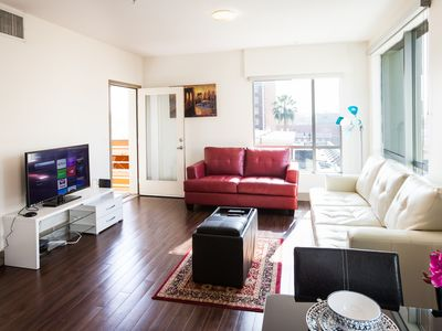 Photo for 2Br Fully Furnished Apartment near Hollywood Walk of Fame