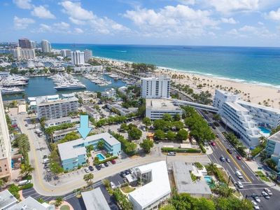 Relaxing and Spacious Suite in the Heart of Fort Lauderdale Beach