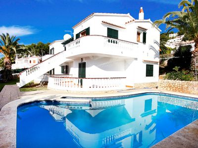 Photo for San Jaime Mediterraneo Villa, Sleeps 6 with Pool and WiFi