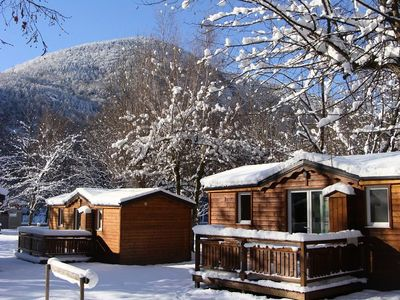 Photo for Camping Le Malazéou **** - Comfort Cottage Missouri 3 Rooms 4 People
