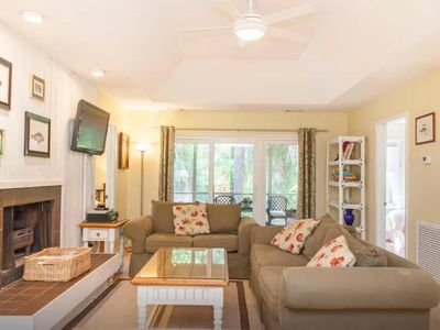 Photo for Sparrow Pond cottage: quiet location close to the beach