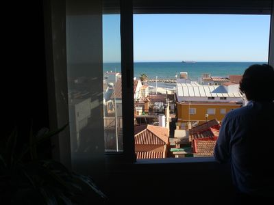 Photo for SEAVIEW APARTMENT MALAGA BEACH