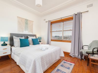 Photo for 2 bedroom apartment - 1 minute walk to Bondi Beach