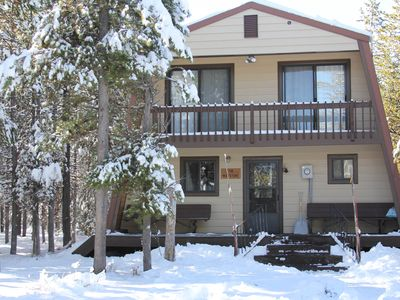 Photo for Cozy, Affordable Cabin Just 20 Miles From Yellowstone, OPEN ALL WINTER