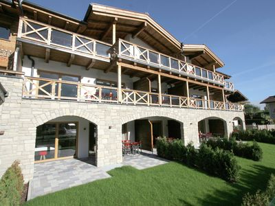 Photo for Luxurious and spacious design apartment in Kaprun