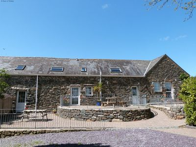 Photo for Beautifully converted and furnished to a high standard, 3 barn conversions set on a working farm off