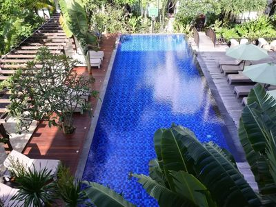 Photo for Sanur 1BR Suite with Pool View - Free Breakfast