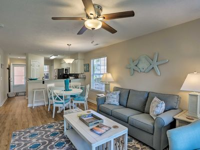 Photo for NEW! Myrtle Beach Condo on Intracoastal Waterway!