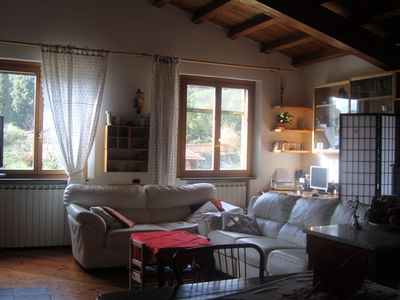 Photo for Apartment in villa in Lerici - 5 Terre