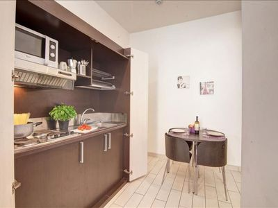Photo for Candia B apartment in Vaticano with WiFi, integrated air conditioning & lift.