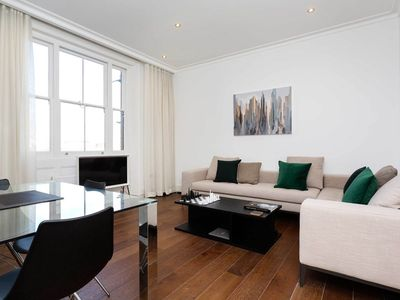 Photo for 2 bedroom, modern apartment in an amazing location of Kensington (Veeve)