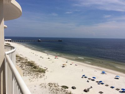 Photo for WEST CORNER 2 BED/2 BATH CONDO/AMAZING VIEW/CLOSE 2 PIER