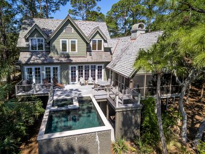 Photo for Stunning Marsh Cottage Home w/ Pool & Close to the Ocean